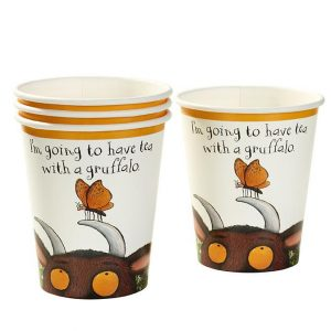 The Gruffalo Paper Cups 0