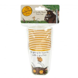 The Gruffalo Paper Cups 1