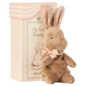 My First Bunny In A Box Rose 0