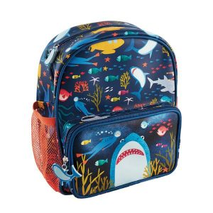 Deep Sea Backpack 0