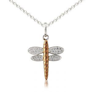 Dragonfly Necklace 0