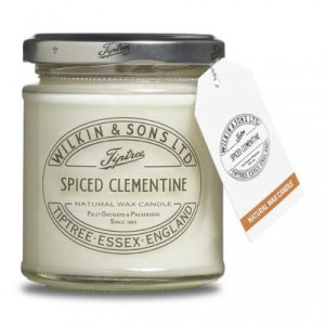 Spiced Clementine Jam Jar Candle 0
