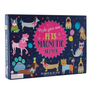 Pets Magnetic Play Scene 0