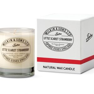 Little Scarlet Strawberry Candle 220g 0