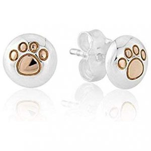 Paw Print Earrings 0