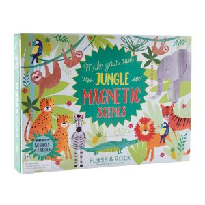 Jungle Magnetic Play Scene 0